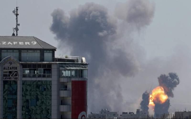 «آتش بس» در نوار غزه پس از ۳ روز بمباران