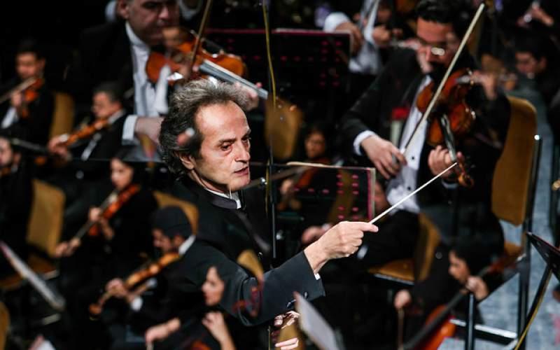 سمفونی ۹ بتهوون با نوازندگان ایرانی