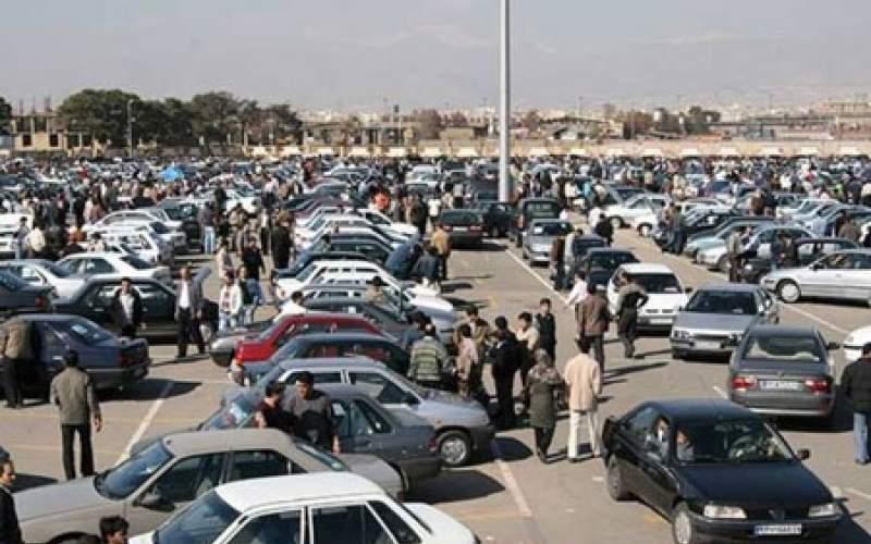 کاهش یک تا سه میلیونی قیمت خودرو