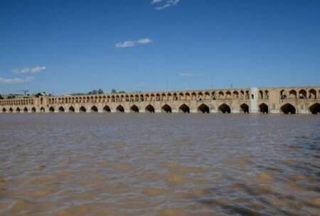 تداوم نامشخص جریان آب در زاینده رود