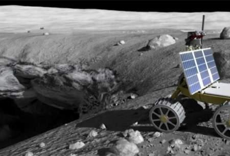 ناسا ماه را پله مریخ میکند