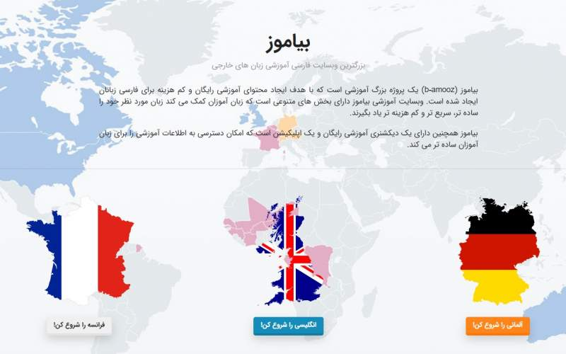 بیاموز چطور در یادگیری یک زبان جدید به شما کمک میکند؟