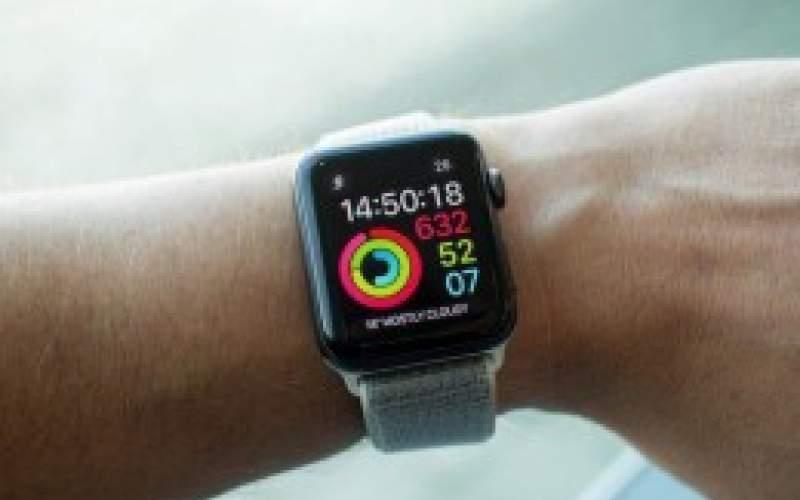 حق امتیاز اپل برای دوربینی روی بند اپل واچ