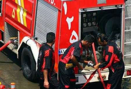 برگزاری آزمون استخدامی آتش نشانیها در مرداد