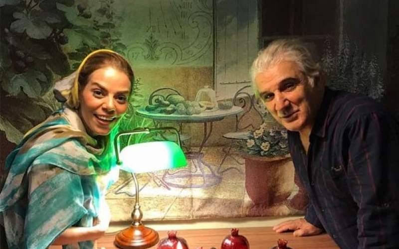 مهنوش صادقی: همسر رسمیاش هستم