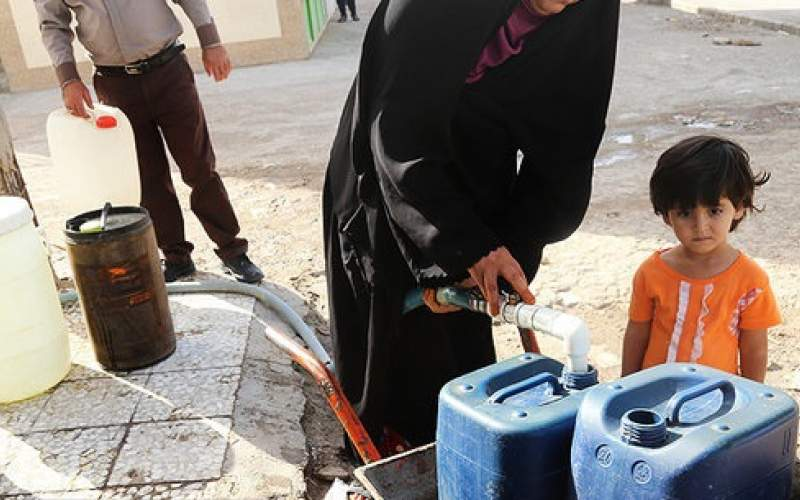 ۷۶ درصد روستاییان به آب شرب دسترسی دارند