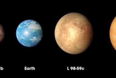 """""""تس"""" کوچکترین سیاره فراخورشیدی را کشف کرد"""