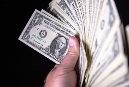 کاهش ۵۰تومانی نرخ دلار در صرافیها