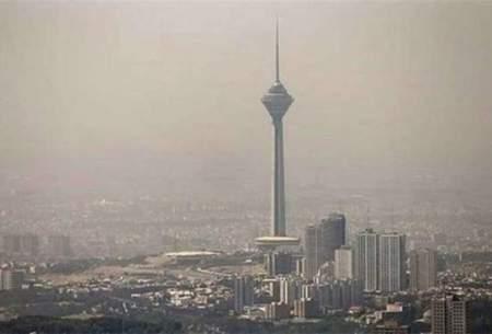اعلام منشا دود در غرب تهران