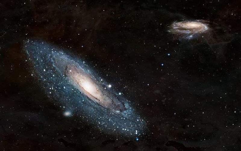 کهکشان راه شیری همسایه خود را بلعیده است!