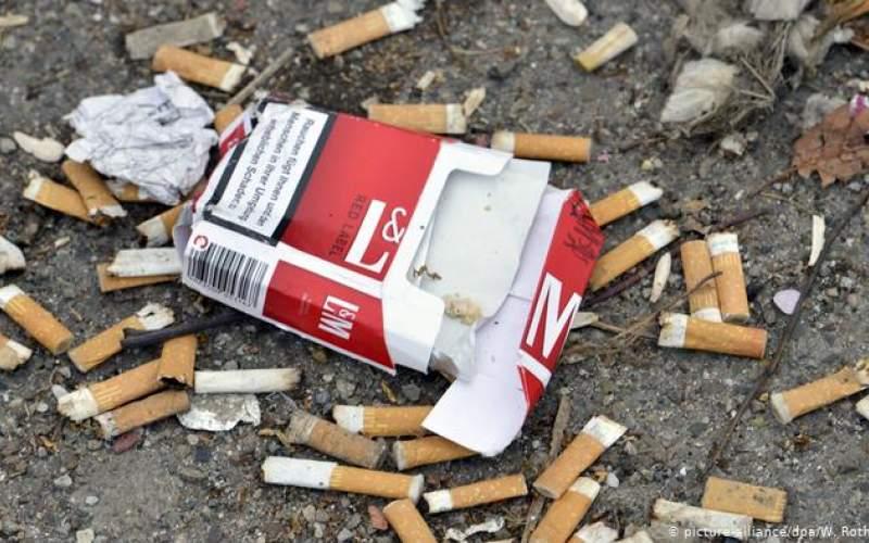 ته سیگارها با «محیط زیست» چه میکنند؟
