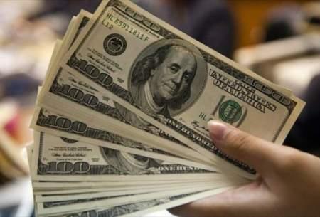 دلار جهانی بر قله دو هفته اخیر