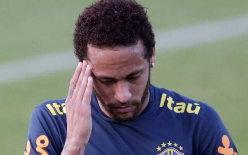 نیمار غایب بزرگ سوپر جام فرانسه