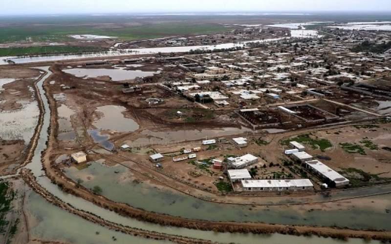 اولین اخطار سیل در خوزستان صادر شد