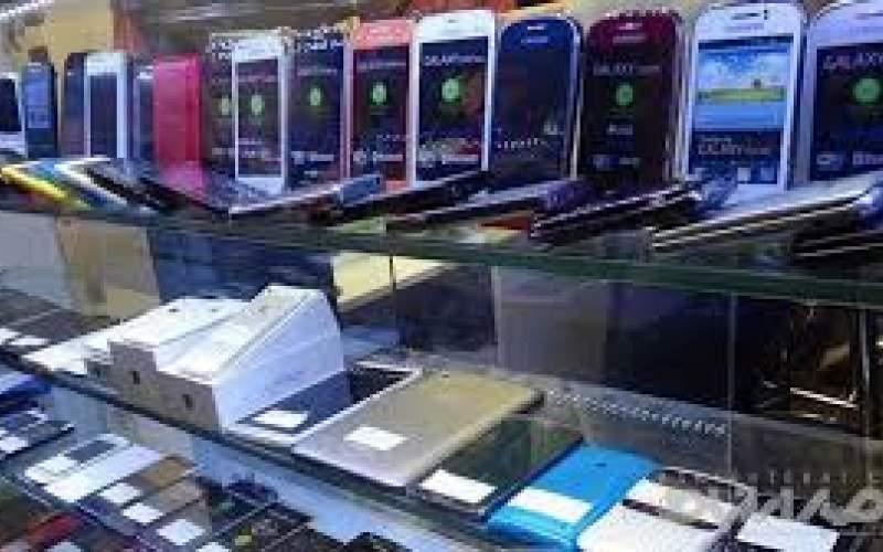 قیمت گوشی موبایل ارزان شد