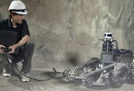 رباتهای ناسا در زیر زمین!
