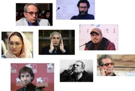 کارگردانهایی که مشغول کارند!