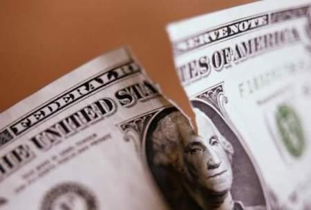 عقبگرد دلار در برابر نرخ بهره منفی اروپایی