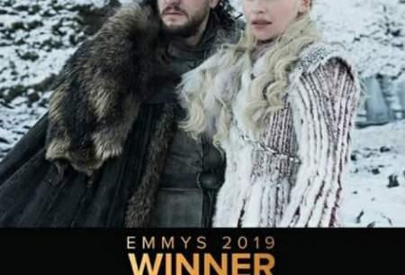 «بازی تاج و تخت» برنده ۱۲ جایزه امی شد