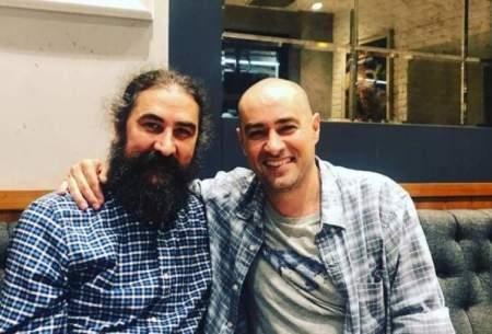 اولین عکس از شهاب حسینی در نقش شمس