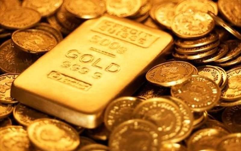 قیمت سکه در بازار جهانی تکان خورد