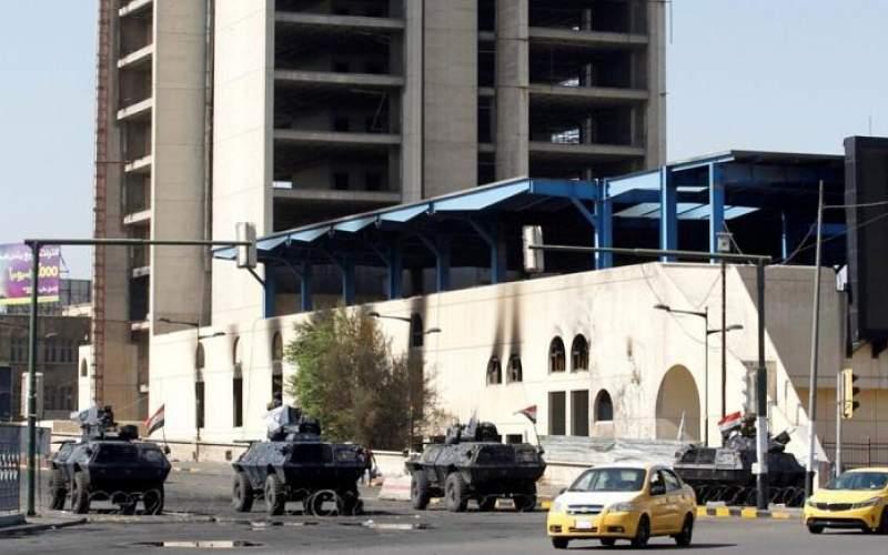 آمار رسمی؛ 93معترض عراقی با گلوله کشته شدند