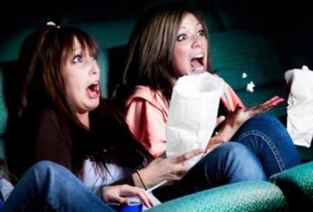 تماشای فیلم باعث پیری زودرس میشود