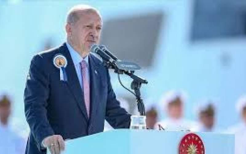 اردوغان: در خاک سوریه پیش میرویم