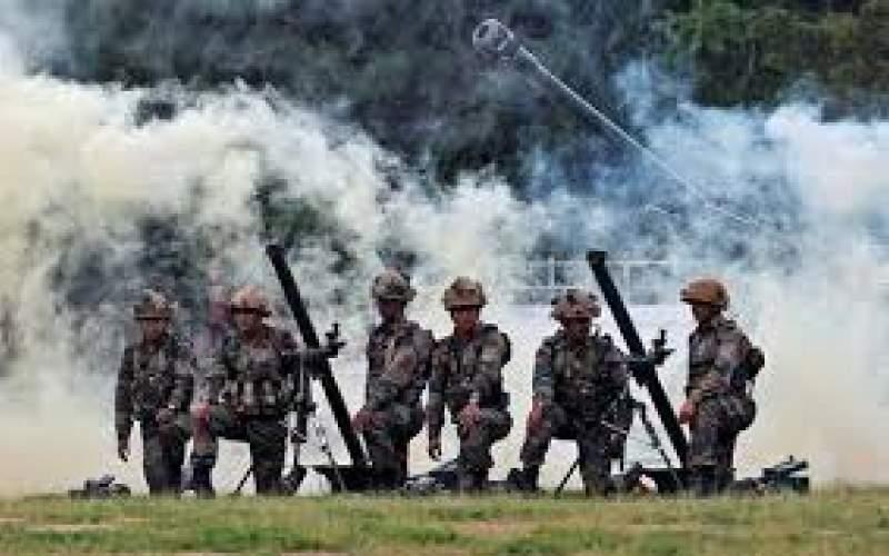 ارتش هند یک پایگاه پاکستان را بمباران کرد