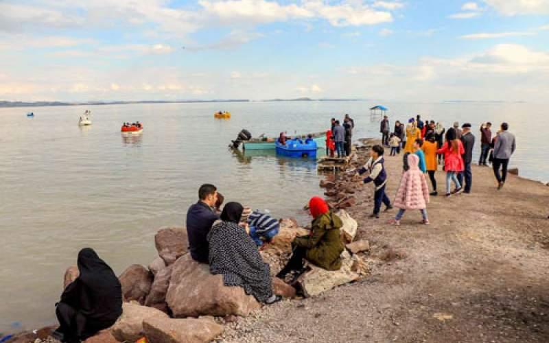 آغازِ رهاسازی آب سدها به دریاچه ارومیه