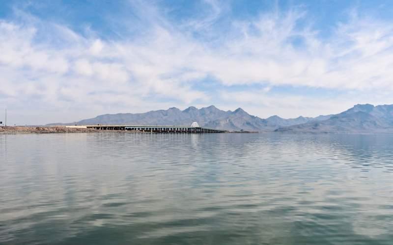 روند نزولی سطح تراز دریاچه ارومیه متوقف شد