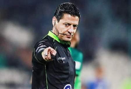 واکنش فغانی به قضاوت فینال لیگ قهرمانان آسیا