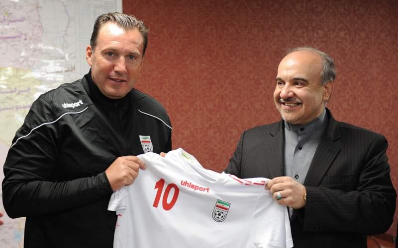 مبلغ قرارداد سرمربی تیم ملی مشخص شد