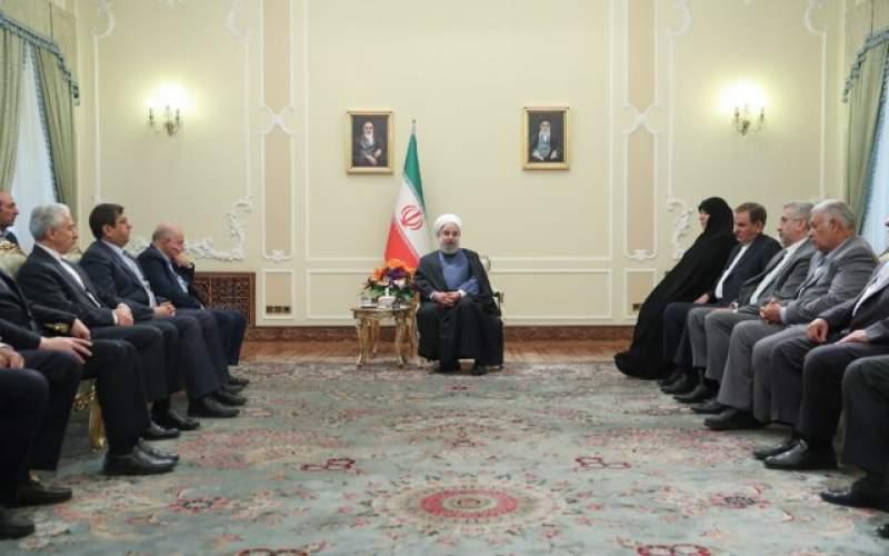 روحانی:افزایش نرخ بنزین به نفع مردم است!