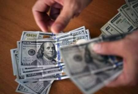 دلار در بازارهای جهانی عقب نشست