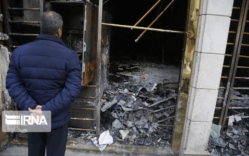 گزارش خبرگزاری دولت از اعتراضات تا دیشب