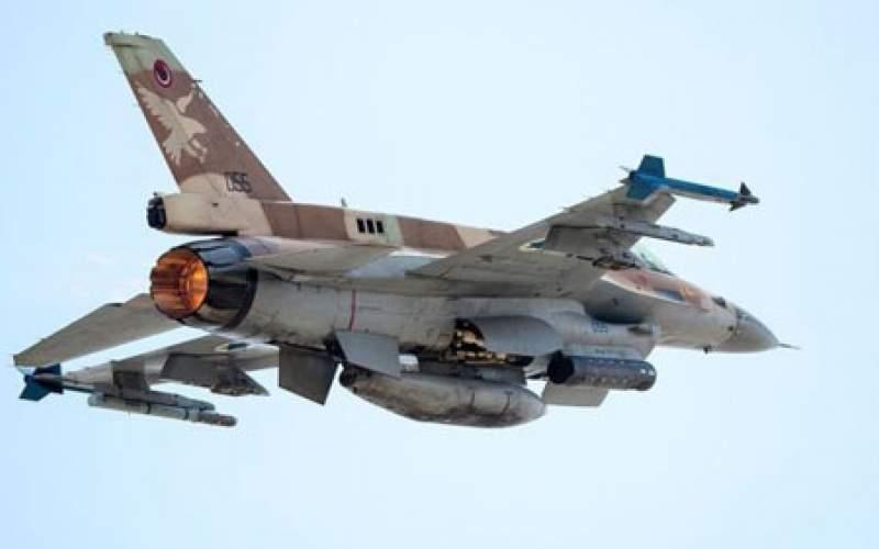 حمله هوایی اسرائیل به مواضع ایران در سوریه