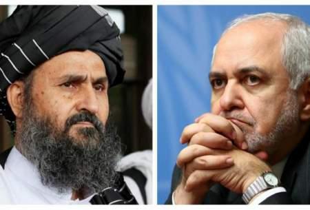 رئیس دفتر سیاسی طالبان با ظریف دیدار کرد