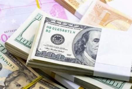 نرخ فروش دلار ۱۰۰تومان کاهش یافت