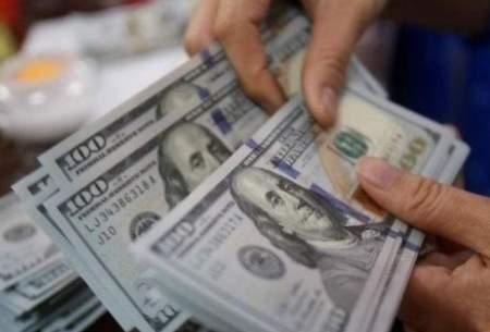 نرخ دلار در بازار ارز کاهش یافت