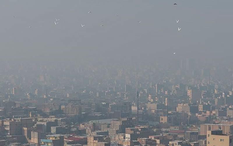 منشاء احتمالیِ انتشار بوی نامطبوع در تهران