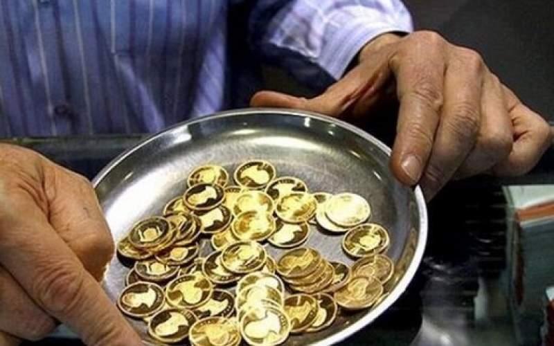 عقبنشینیِ قیمتها در بازار طلا و سکه