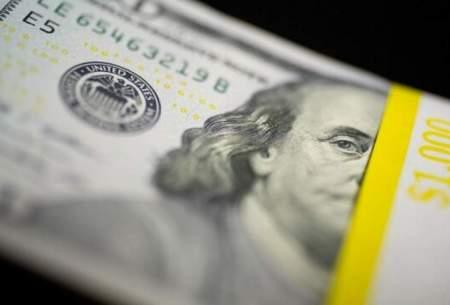 قیمت دلار در بازار جهانی عقب نشست