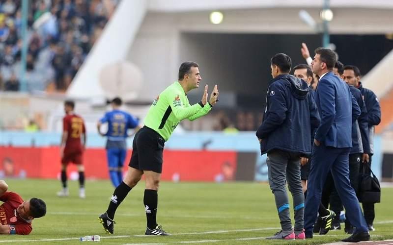 داوران هفته چهاردهم لیگ برتر فوتبال