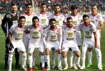 لیگ برتر؛ پرسپولیس به تیم صدرنشین چسبید
