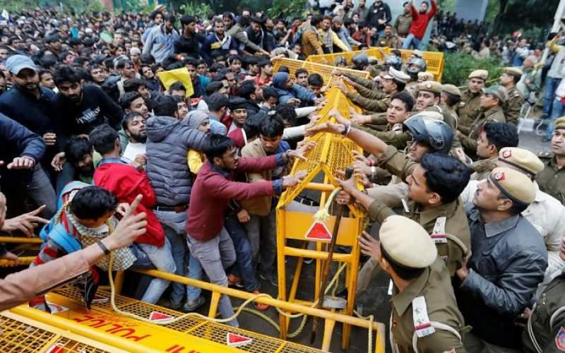 دلیل اعتراضات هندیها به قانون جدید شهروندی