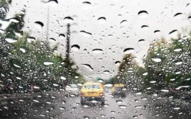 کدام استانها بارانی میشوند؟