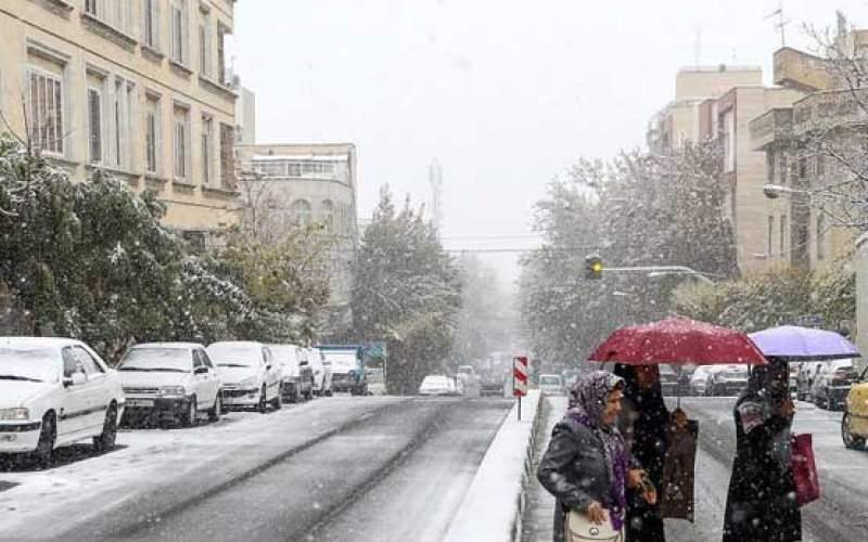 استقرار هوای سردِ زمستانی از شنبه آینده