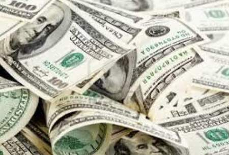 افت اندک دلار در بازار جهانی