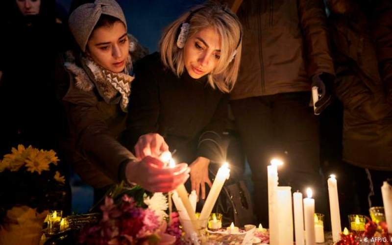 اوکراین: هواپیمای ما مسیرش را تغییر نداده بود